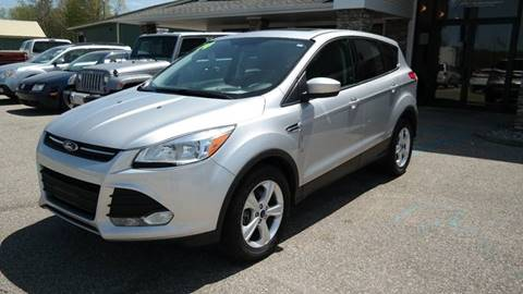 2014 Ford Escape for sale at Hekhuis Motorsports of Cedar Springs in Cedar Springs MI