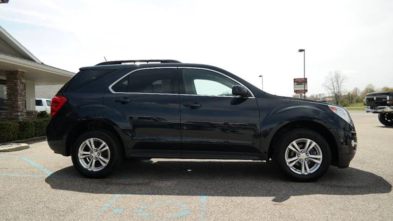2015 Chevrolet Equinox for sale at Hekhuis Motorsports in Rockford MI