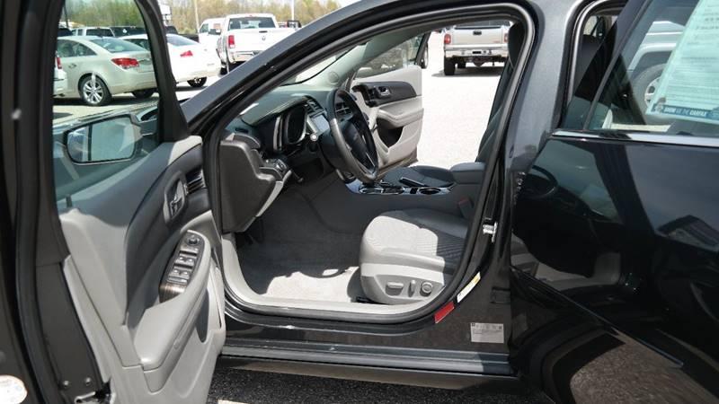 2014 Chevrolet Malibu for sale at Hekhuis Motorsports in Rockford MI