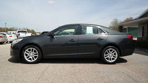 2014 Chevrolet Malibu for sale at Hekhuis Motorsports in Rockford MI