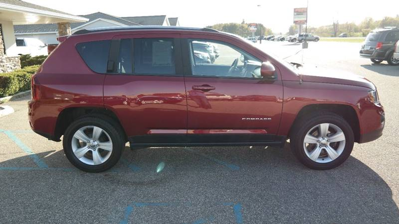 2014 Jeep Compass for sale at Hekhuis Motorsports in Rockford MI