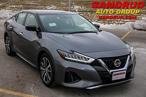 2019 Nissan Maxima for sale in Green Bay, WI