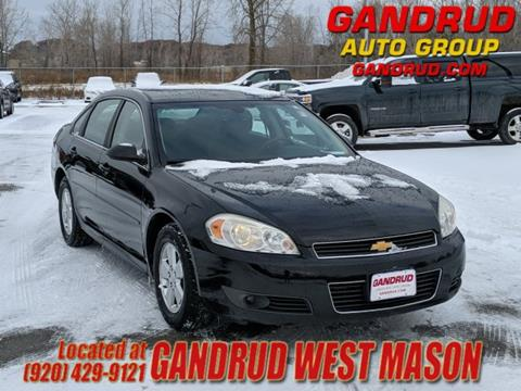 2010 Chevrolet Impala for sale in Green Bay, WI