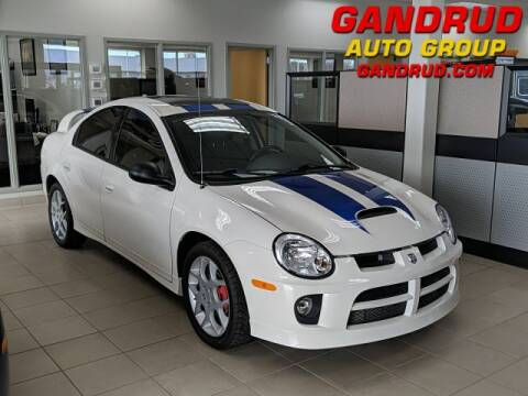 2005 Dodge Neon SRT-4 for sale at Gandrud Dodge in Green Bay WI
