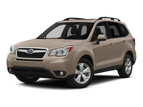 2015 Subaru Forester for sale in Green Bay, WI