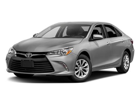 2016 Toyota Camry for sale in Green Bay, WI