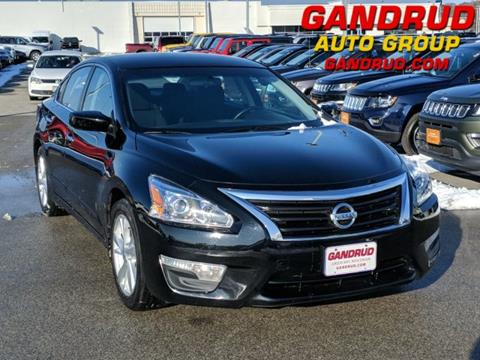 2014 Nissan Altima for sale in Green Bay, WI