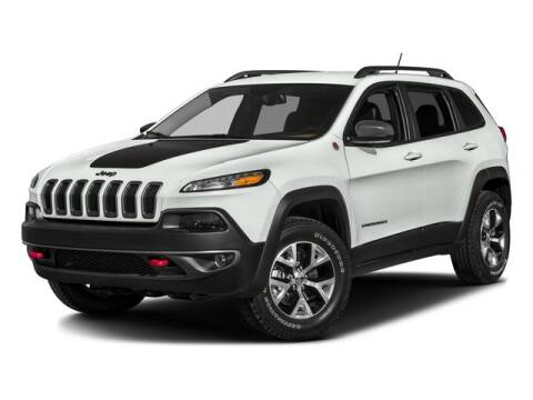 2017 Jeep Cherokee Trailhawk for sale at Gandrud Dodge in Green Bay WI