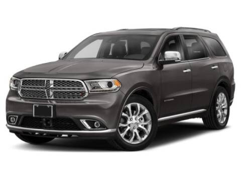 2019 Dodge Durango Citadel Anodized Platinum for sale at Gandrud Dodge in Green Bay WI