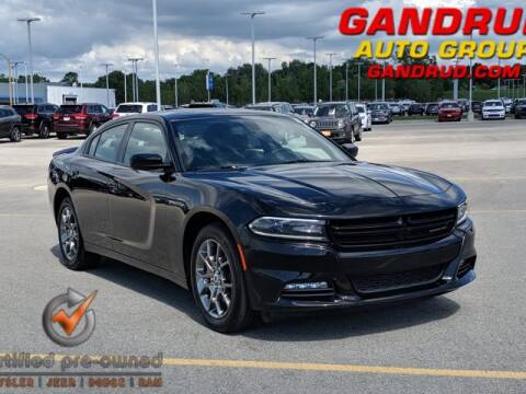 2017 Dodge Charger for sale at Gandrud Dodge in Green Bay WI