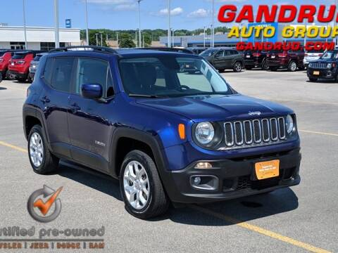 2016 Jeep Renegade for sale at Gandrud Dodge in Green Bay WI
