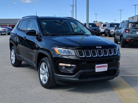 2021 Jeep Compass for sale at Gandrud Dodge in Green Bay WI