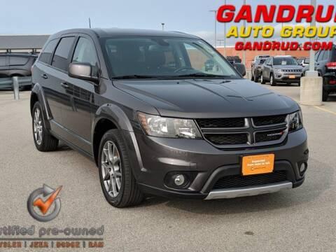 2019 Dodge Journey for sale at Gandrud Dodge in Green Bay WI