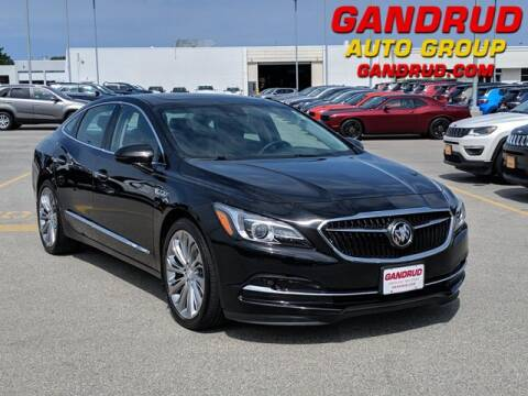 2017 Buick LaCrosse for sale at Gandrud Dodge in Green Bay WI