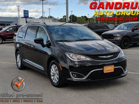 2019 Chrysler Pacifica for sale at Gandrud Dodge in Green Bay WI