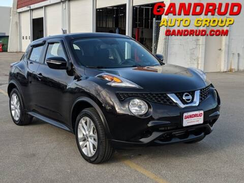 2016 Nissan JUKE for sale at Gandrud Dodge in Green Bay WI