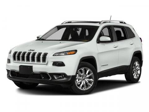 2017 Jeep Cherokee for sale at Gandrud Dodge in Green Bay WI