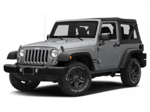 2017 Jeep Wrangler for sale at Gandrud Dodge in Green Bay WI