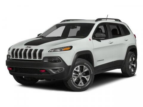2015 Jeep Cherokee for sale at Gandrud Dodge in Green Bay WI