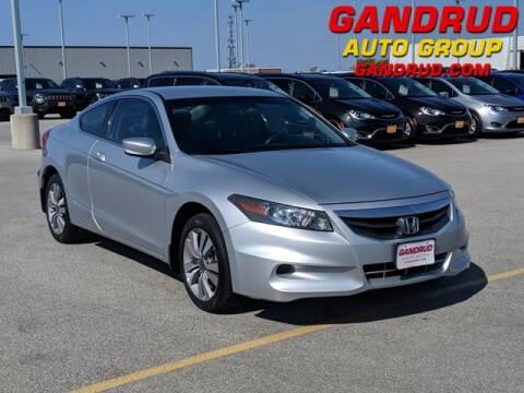 2012 Honda Accord for sale at Gandrud Dodge in Green Bay WI