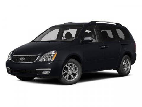 2014 Kia Sedona for sale at Gandrud Dodge in Green Bay WI