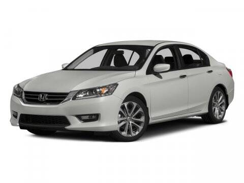 2015 Honda Accord for sale at Gandrud Dodge in Green Bay WI