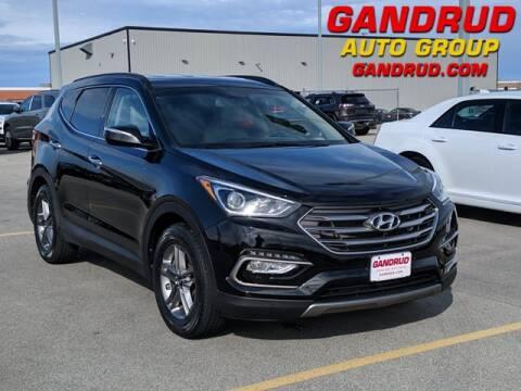 2017 Hyundai Santa Fe Sport for sale at Gandrud Dodge in Green Bay WI