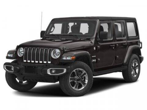 2020 Jeep Wrangler Unlimited for sale at Gandrud Dodge in Green Bay WI