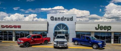 2021 Jeep Wrangler Unlimited for sale at Gandrud Dodge in Green Bay WI