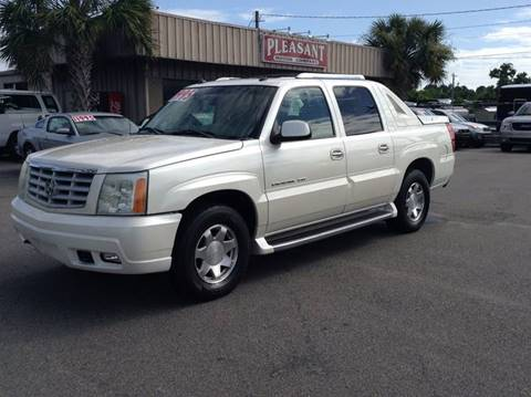 2003 Cadillac Escalade EXT for sale in Wilmington, NC