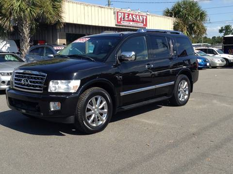 2010 Infiniti QX56 for sale in Wilmington, NC