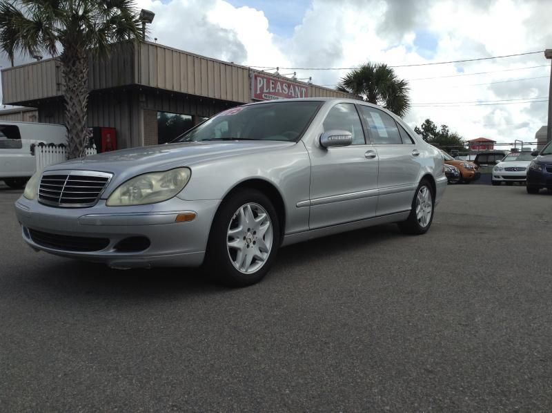 2003 Mercedes Benz S Class S 430 4dr Sedan   Wilmington NC
