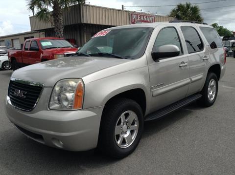 2008 GMC Yukon for sale in Wilmington, NC