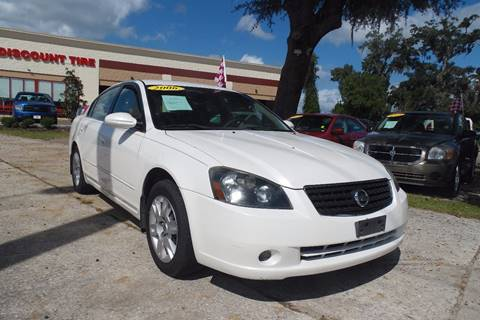 2006 Nissan Altima for sale in Lake City, FL