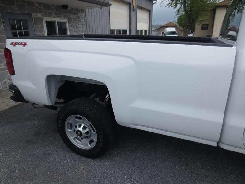 2015 Chevrolet Silverado 2500HD 4x4 Work Truck 2dr Regular Cab LB - New Holland PA