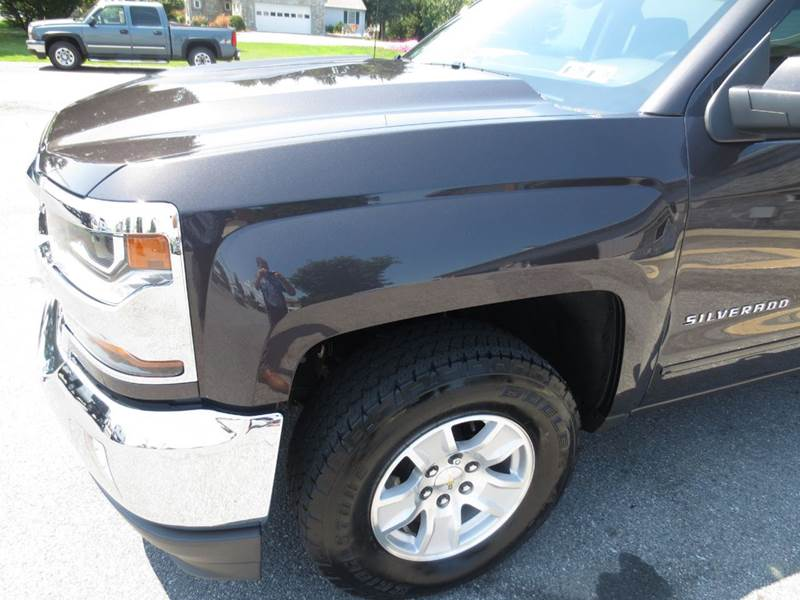 2016 Chevrolet Silverado 1500 4x4 LT 4dr Crew Cab 5.8 ft. SB - New Holland PA