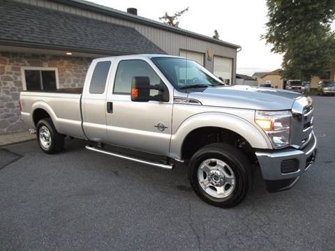 2012 Ford F-250 Super Duty for sale in New Holland, PA