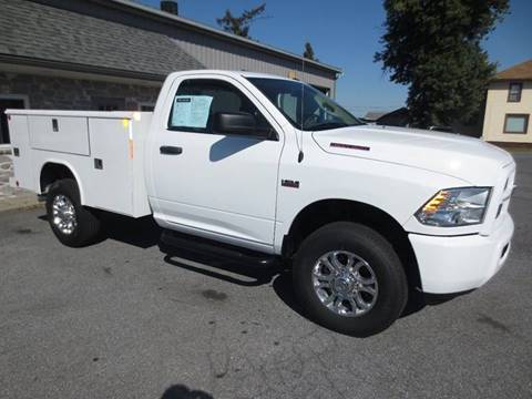 2015 RAM Ram Pickup 2500 for sale in New Holland, PA