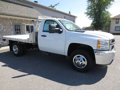 2014 Chevrolet Silverado 3500HD CC for sale in New Holland, PA
