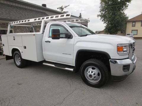 2016 GMC Sierra 3500HD CC for sale in New Holland, PA