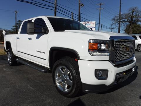 2015 GMC Sierra 2500HD for sale in Denton, TX
