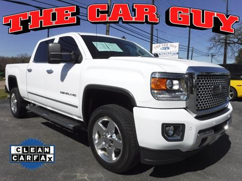 2015 GMC Sierra 2500HD for sale in Denton, TX