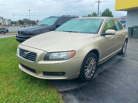 2007 Volvo S80 for sale at McNamara Auto Sales - Kenneth Road Lot in York PA