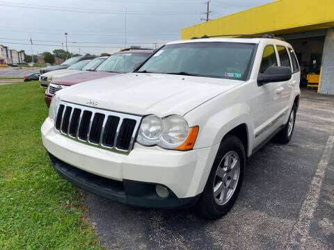 2010 Jeep Grand Cherokee for sale at McNamara Auto Sales - Kenneth Road Lot in York PA