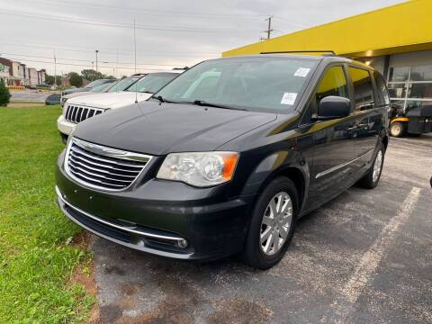 2012 Chrysler Town and Country for sale at McNamara Auto Sales - Kenneth Road Lot in York PA