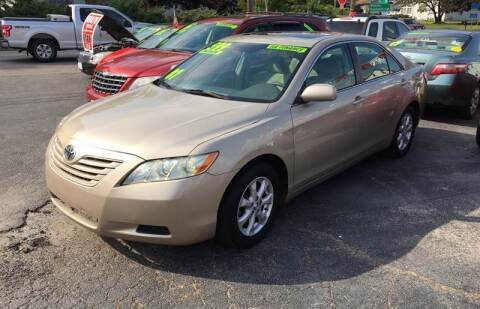 2007 Toyota Camry for sale at McNamara Auto Sales - Kenneth Road Lot in York PA