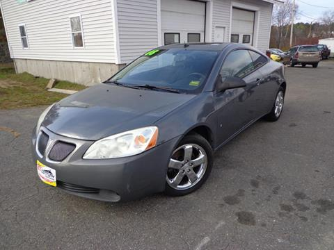 2008 Pontiac G6 for sale in Gorham, ME