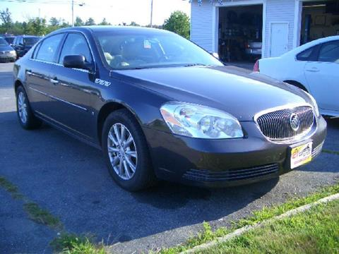 2009 Buick Lucerne for sale in Gorham, ME