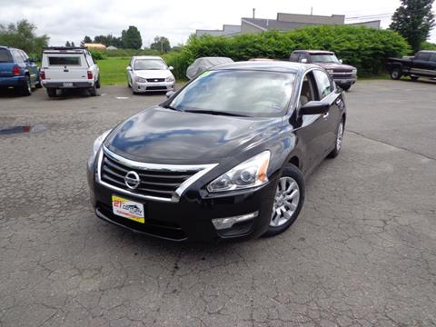 2015 Nissan Altima for sale in Gorham, ME
