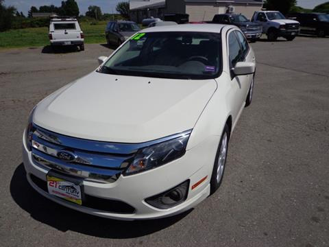 2012 Ford Fusion for sale in Gorham, ME